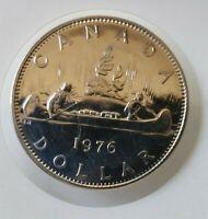 1976 CANADA $1 SPECIMEN DOLLAR COIN ~ UNCIRCULATED ~