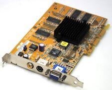 ASUS V 7100 Magic/32 M V 7100 Magic/t/p/32m/sd/u v7100 32 Mo nVidia GeForce 2 MX AGP