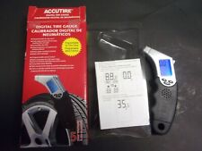ACCUTIRE Programmable for Two Vehicles and Individual Tires.Tire Gauge MS-4445B