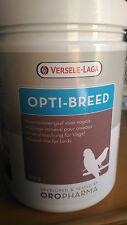 Opti Breed 8 gramos vitaminas cria canarios jilgueros exoticos versele laga