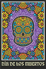 Day of the Dead Charlie Hardwick Poster Art Print 24x36