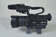 JVC GY-HM170U Ultra 4K HD 4K CAM Professional Camcorder with Top Handle Audio Un