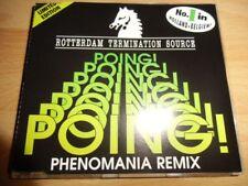 Rotterdam Termination Source - Poing *MINT*AUSTRIA*92 TOP HOUSE/TECHNO SINGLE CD