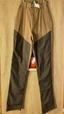 Cabela's women's pheasant hunting pants brown size 10r