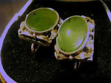 Jade Earring Art Deco Fine Jewellery