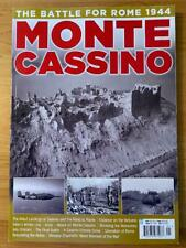 MONTE CASSINO Battle For Rome 1944 HISTORY SPECIAL EDITION Key Magazine HITLER