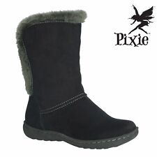 Pixie Footwear Becky Ladies Boots. UK sizes 3 - 8 Brand New In Box