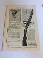 1914 MAGAZINE AD #A3-126 - Marlin Firearms Co.