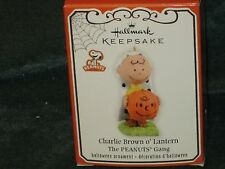Hallmark 2012 Charlie Brown O'Lantern - The Peanuts Gang Halloween NEW (BIN #2)