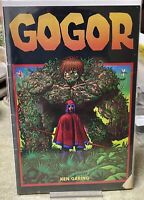 Gogor #1 Guerrilla BTC Exclusive Variant! Only 500 Made!!! *NM*