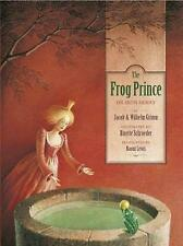 The Frog Prince by J.&.W. Grimm (English) Hardcover Book Free Shipping!