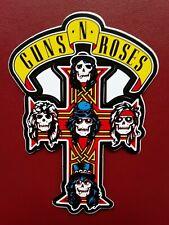 GUNS N ROSES HEAVY METAL PUNK ROCK POP MUSIC BAND VINYL DECAL STICKER UK SELLER