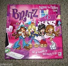 BRATZ 2002 Milton Bradley PASSION FOR FASHION Board Game AGES 7+ (2-4 PLAYERS)