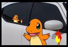 """Pokemon Charmander Anime 7"""" Window Car Decal, Pokemon Go, Sticker"""