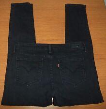 LEVI'S Demi Curve Modern Rise Skinny Jeans Size 8