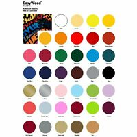 "SISER EasyWeed Heat Transfer Vinyl HTV - 15"" x 5 Yard Roll T-shirts / Textiles"