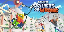 When Ski Lifts Go Wrong - Steam Key
