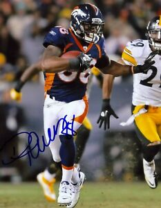 Demaryius Thomas Autographed Signed 8x10 Photo ( Broncos ) REPRINT