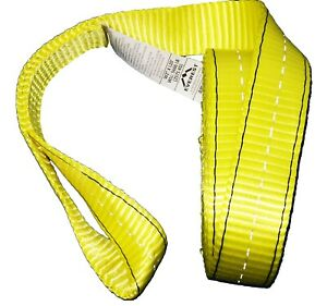 """2"""" x 20' Recovery Strap 16,988 lbs, best strap for off-road Reflective Webbing"""