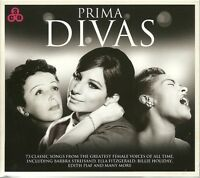 PRIMA DIVAS 3 CD BOX SET Nina Simone Barbra Streisand Etta James Sarah Vaughan +