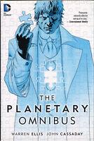 PLANETARY VOLUME 1 OMNIBUS SEALED HARDCOVER ~ John Cassaday++ DC Comics