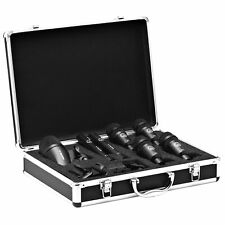 AKG DRUM SET SESSION 1 High Performance 7-Piece Drum Microphone Set with Case