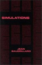 Simulations (Foreign Agents Series) by Baudrillard, Jean