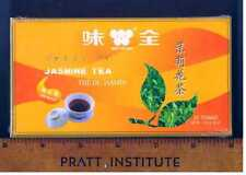 Jasmine Green Tea Antioxidant Stress Antibiotic Digestive HBP Diet 25 bags $4.25