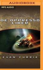 On Silver Wings: De Oppresso Liber 6 by Evan Currie (2016, MP3 CD, Unabridged)