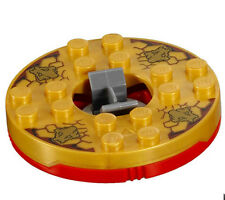 NEW LEGO NINJAGO SPINNER for COLE DX Minifig black ninja figure 2170 2520 toy
