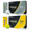 TAYLORMADE NEW 2019 RBZ SOFT GOLF BALLS WHITE OR YELLOW