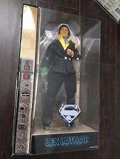 """Superman Lex Luthor Mattel 12"""" action figure Matty NEW"""