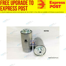 Wesfil Fuel Filter WCF60 fits BMW 3 Series 316 i (E46),316 ti (E46),318 Ci (E
