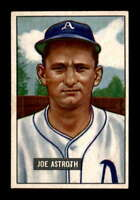 1951 Bowman #298 Joe Astroth RC EXMT X1536447
