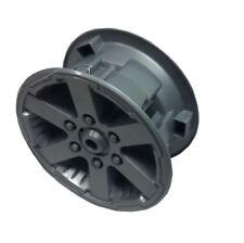 Power Wheels 3800-8224 Rear Hub Caps for Jeep Hurricane Genuine Fisher Price