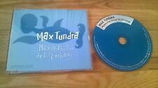 CD Indie Max Tundra -  Mastered By Guy At The Exchange (12 Song) Promo DOMINO sc