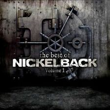 NICKELBACK (THE BEST OF VOLUME 1 - GREATEST HITS CD SEALED + FREE POST)