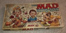 VINTAGE TOY 1979 PARKER BROTHERS MAD MAGAZINE BOARD GAME COMPLETE No 124