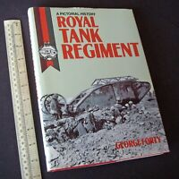 1989 Royal Tank Regiment. A Pictorial History 1916-1987. George Forty.