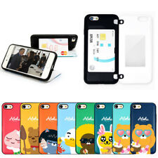 Kakao Friends Aloha Multi Bumper Case for Samsung Galaxy Note20 Note10 Note9 8 5