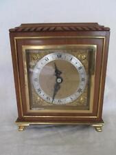 Excelente Soporte 20th Century Caoba Reloj por Elliott vendido por menor Hamilton & Pulgadas