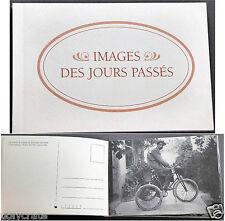 Livret de 20 Cartes Postales 1995 Images des jours Passés Photos du Début du XXe