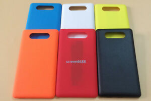 Rear Back Door Battery Cover Housing Cases For Nokia Lumia 820 N820 Housing Part