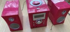 bigben  Kinder Musikanlage in Pink