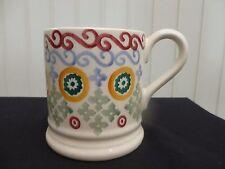 "Emma Bridgewater ""Polka Folk"" 1/2 Pint Mug New 1st Quality"