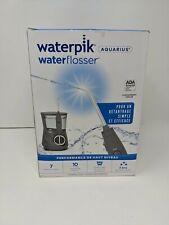 USED Waterpik Water Flosser Electric Countertop Professional Oral Irrigator