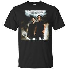 The Supernatural Join The Hunt TV Series Black Men's T-Shirt