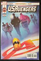 U.S. AVENGERS #12 (2018 MARVEL Comics) ~ VF/NM Comic Book