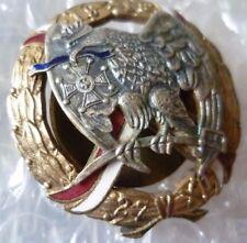 Badge Polish Poland 15th Polish Poznan Lancers Regiment Badge A Panassi UK- RARE