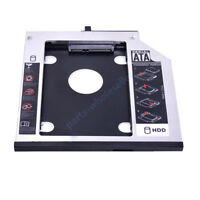 2nd SATA HDD SSD HD Hard Drive Caddy for Lenovo ThinkPad T410s T420s T430s W500